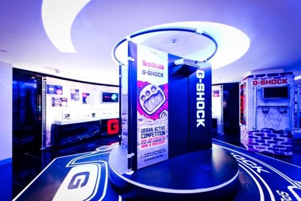 Casio Pop-Up Store - Londres - 1a