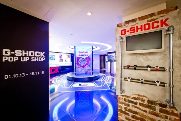 Casio Pop-Up Store - Londres - 1d