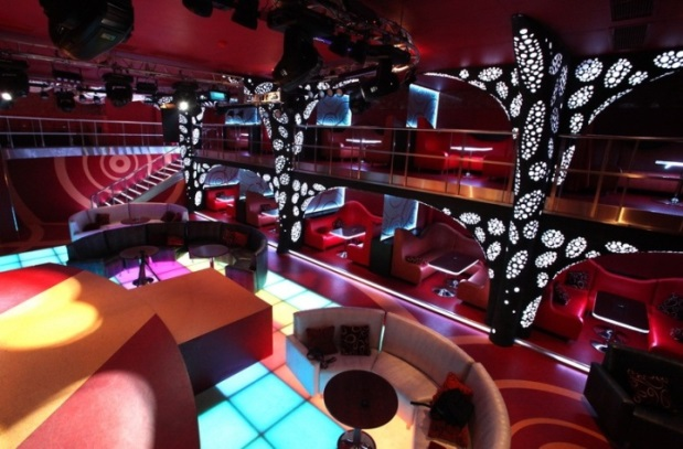 Magic Night Club - Moscou - 1