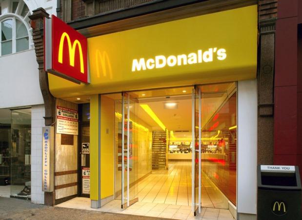 McDonald Oxford Circus - Londres - 11