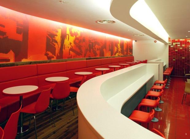 McDonald Oxford Circus - Londres - 1b