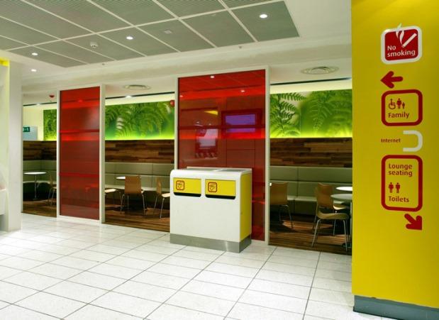McDonald Oxford Circus - Londres - 3