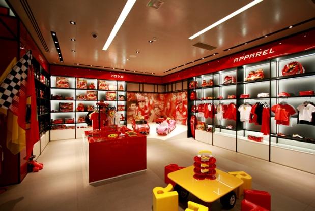 Ferrari Store - Maranello - 2