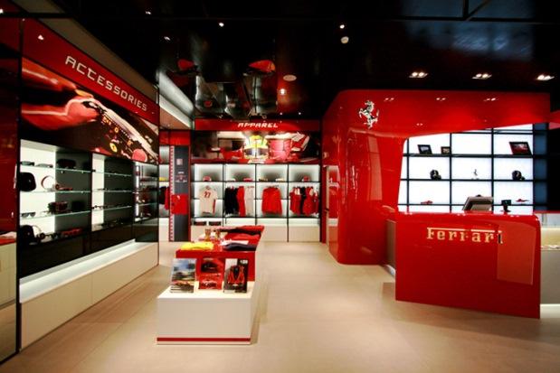 Ferrari Store - Maranello - 2a