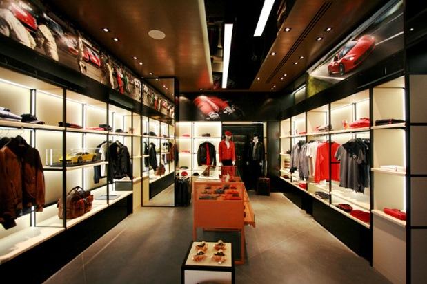 Ferrari Store - Maranello - 5