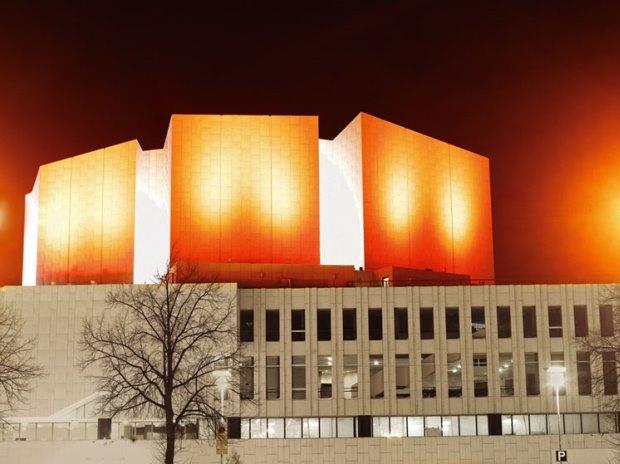 Finlandia Hall - 1
