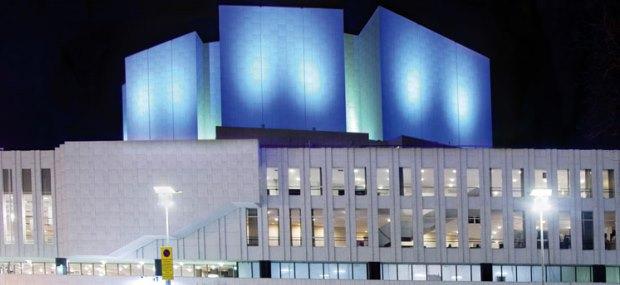 Finlandia Hall - 4