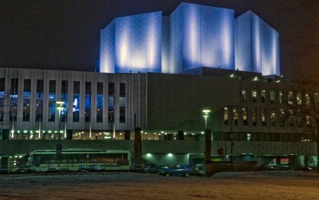 Finlandia Hall - 6