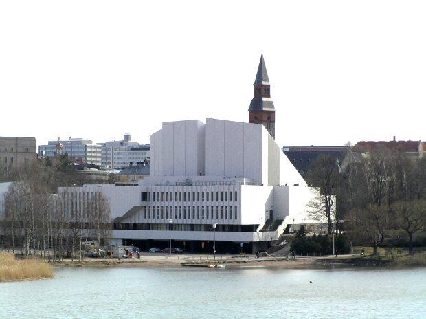 Finlandia Hall - 8