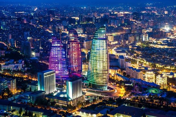 Flame Towers - Bakou - 11