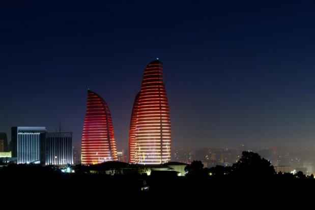 Flame Towers - Bakou - 3