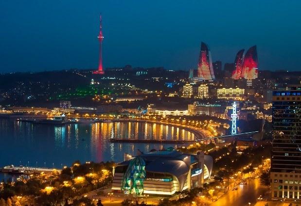 Flame Towers - Bakou - 5