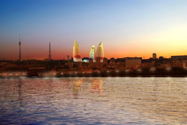 Flame Towers - Bakou - 8