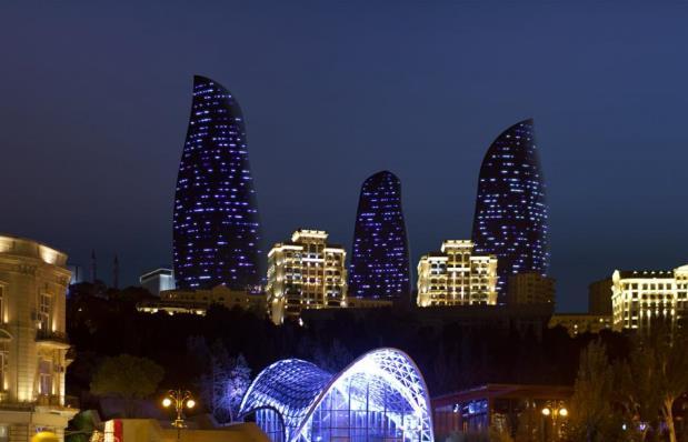 Flame Towers - Bakou - 9