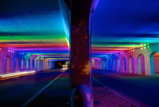 LightRails - Birmingham - 1a