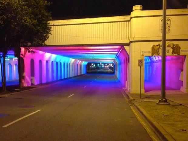 LightRails - Birmingham - 2b