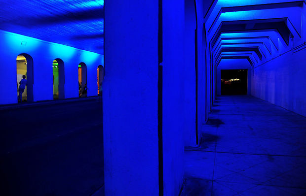 LightRails - Birmingham - 5f