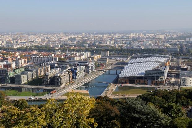 Lyon Confluence - 12