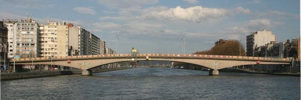 Pont de l'Atlas - Liège - 10