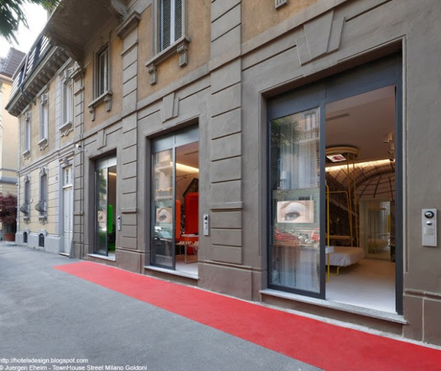 Town @ House Street Hôtel - Milan - 24