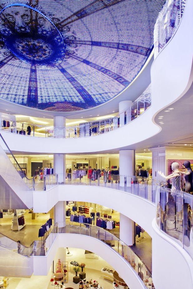 Galeries Lafayette - Pékin - 1