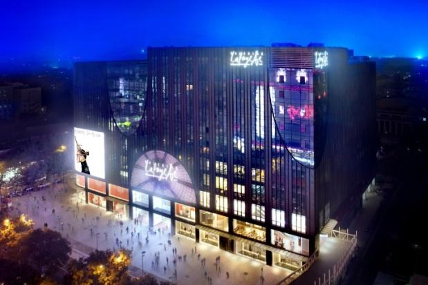 Galeries Lafayette - Pékin - 13