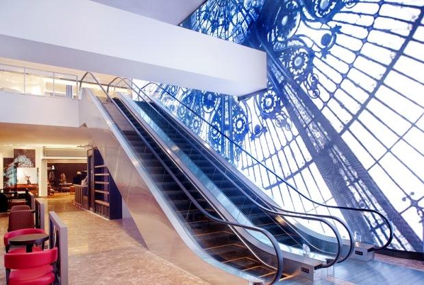Galeries Lafayette - Pékin - 1b