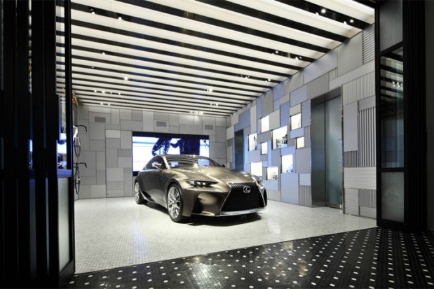 Intersect by Lexus - Tokyo - 1a
