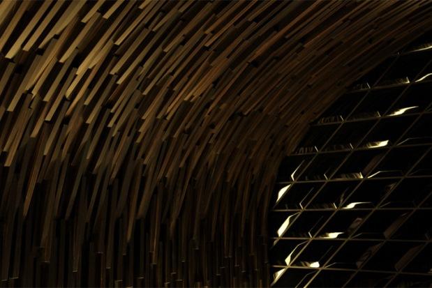 Intersect by Lexus - Tokyo - 3d