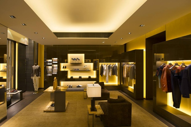 Fendi Men's Store - Hong Kong - 1