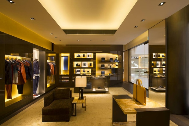 Fendi Men's Store - Hong Kong - 2