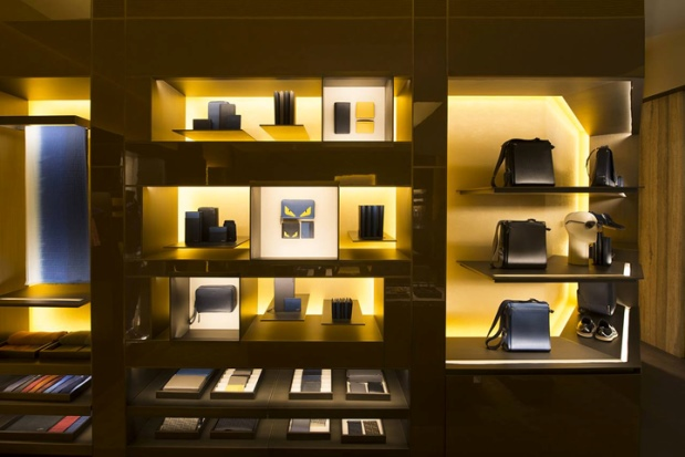 Fendi Men's Store - Hong Kong - 4