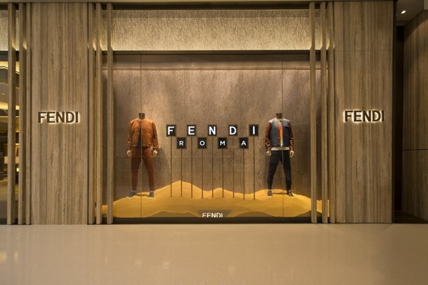 Fendi Men's Store - Hong Kong - 5