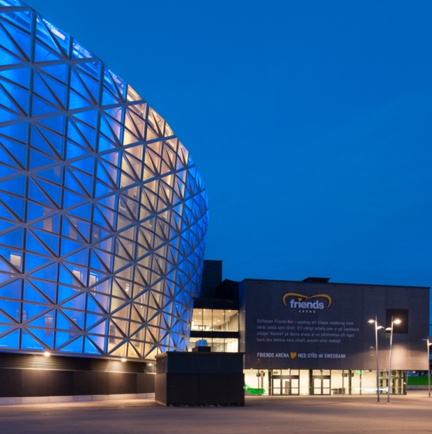 Friends Arena - Solna - 5