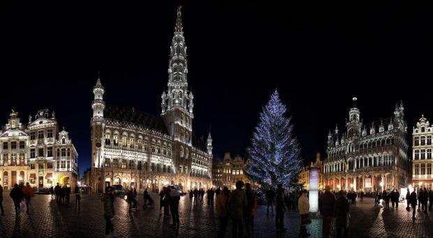Grand Place - Bruxelles - 1