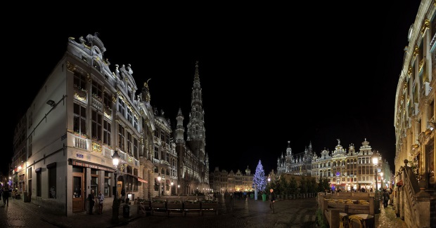 Grand Place - Bruxelles - 1b