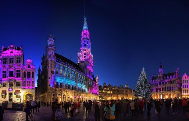 Grand Place - Bruxelles - 3