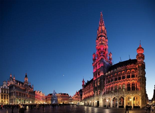 Grand Place - Bruxelles - 4
