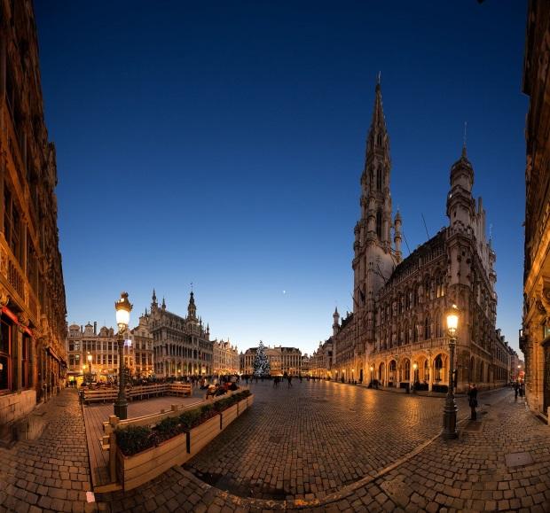 Grand Place - Bruxelles - 5