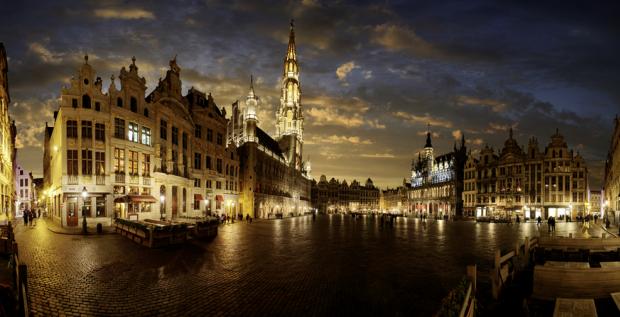 Grand Place - Bruxelles - 5b