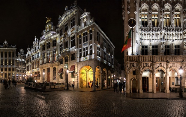 Grand Place - Bruxelles - 8