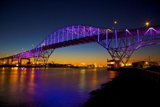 Harbour Bridge - Corpus Christi - 1