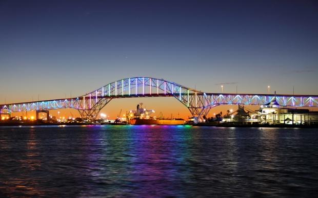 Harbour Bridge - Corpus Christi - 1b