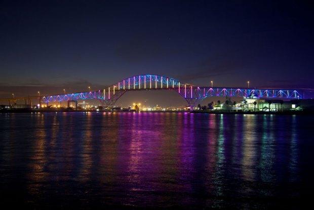 Harbour Bridge - Corpus Christi - 2