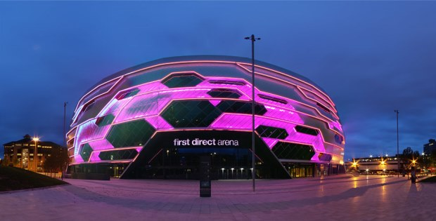 First Direct Arena - 1b