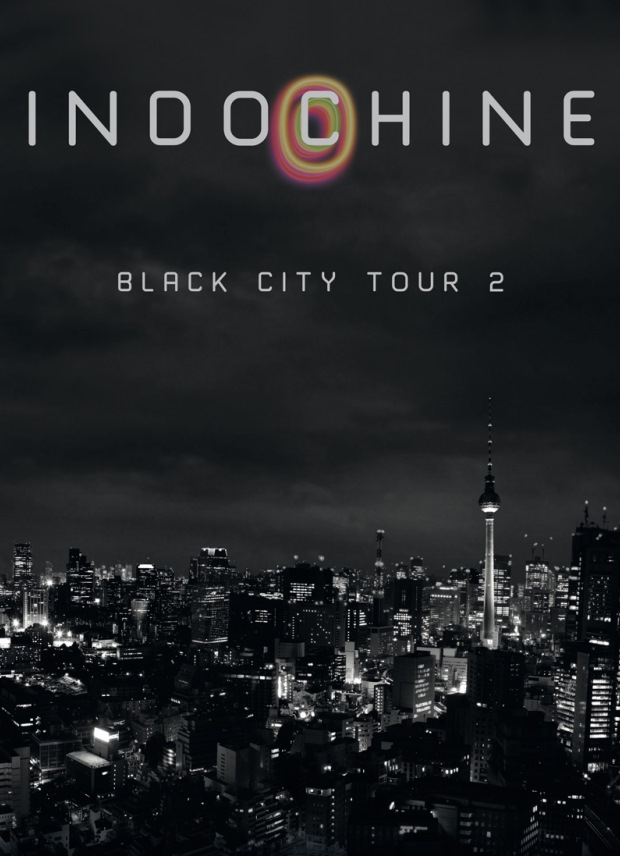 Indochine - Black City Tour 2 - 16