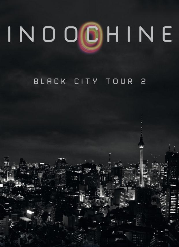 Indochine - Black City Tour 2 - 16