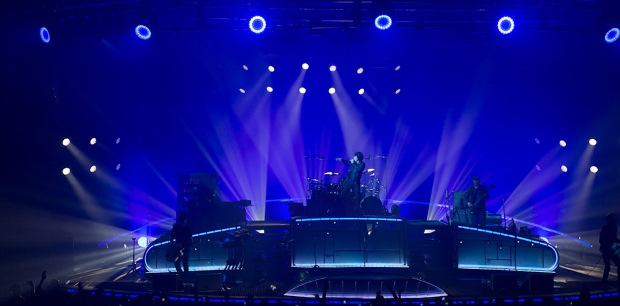 Indochine - Black City Tour 2 - 1b