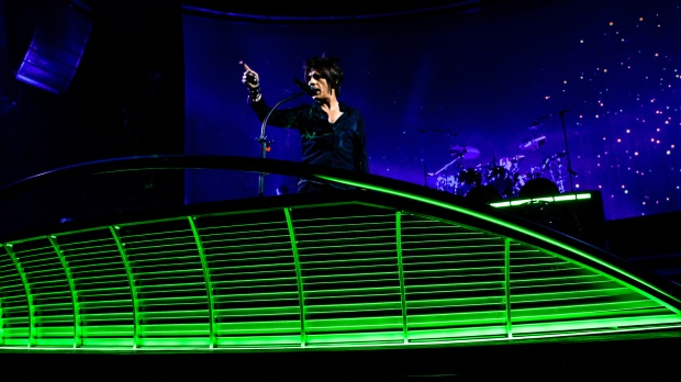 Indochine - Black City Tour 2 - 3