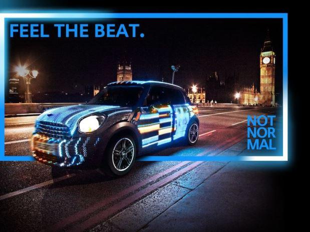 MINI Art Beat - Londres - 11